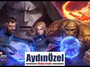 Fantastik Dörtlü, MARVEL Future Fight Oyununa Katıldı