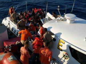 Kuşadası ve Didim'de Kaçak Göçmen Operasyonu
