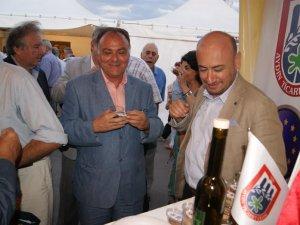 Yunan İş Adamları Mal Almaya Aydın'a Gelecek