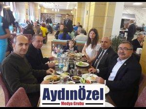 Ankara Aydınlılar Derneği Kahvaltıda Buluştu