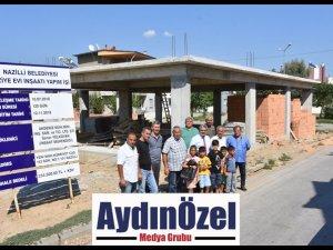 Nazilli Belediyesi 2. Taziye Evini İlçeye Kazandırdı