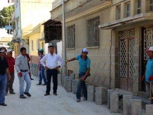 Germencik Belediyesi Yol Çalışmalarına Hız verdi