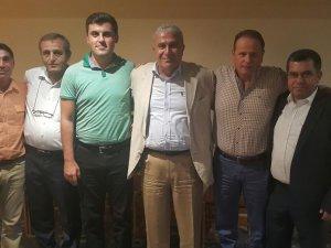 Kulüp Başkanları Aydın Futbolunu Masaya Yatırdı