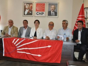 CHP Aydında Seçim Startını Verdi - Video