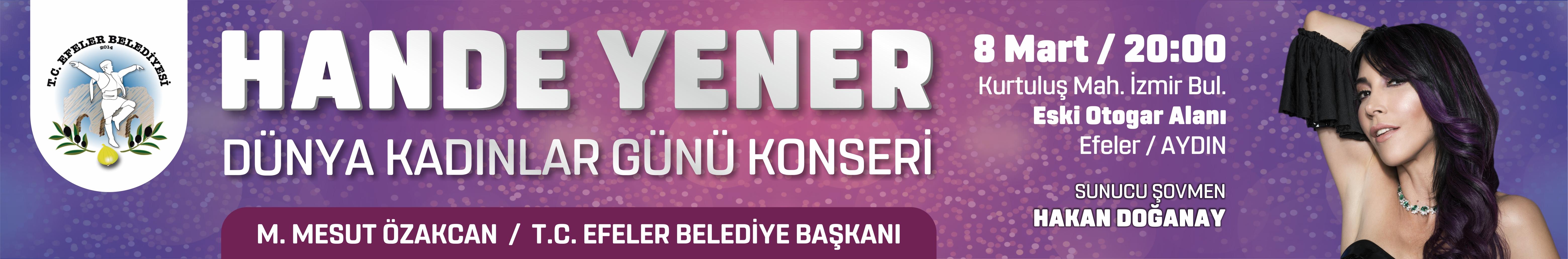 HANDE YENER KONSERİ