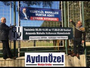 Yedieylül Mahallesinde Spor Tesisler Halka Açıldı