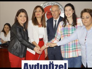 TES-İŞ AYDIN ŞUBESİ 8 MART'ı UNUTMADI
