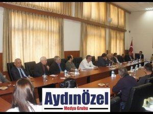 AYDIN TİCARET BORSASI OLIVTECH FUARINDA YERİNİ ALDI