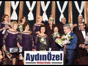 Nazilli Kültür Sanat ve Edebiyat Festivali Kapanışı Konserle Yapıldı