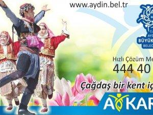 AYDINDA 'AYKART' DÖNEMİ BAŞLIYOR