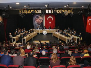 Ömer GÜNEL İlk Meclis Toplantısını Gerçekleştirdi