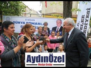 Başkan Fatih ATAY Ilıcabaşı'nı Ziyaret Etti
