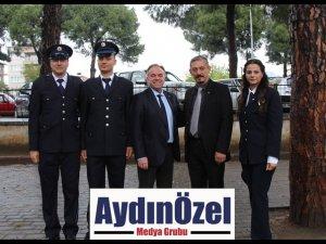 GERMENCİK'TE POLİS TEŞKİLATININ 174. YILI KUTLANDI