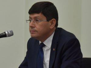 Başkan Özcan İlk Meclis Toplantısı'nda Birlik Mesajı Verdi