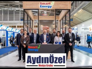 SMART ENERGY SON TEKNOLOJİ PANELLERİNİ INTERSOLAR'DA TANITTI