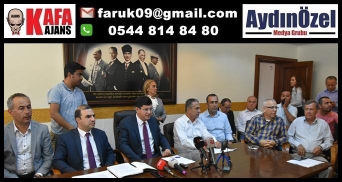 Başkan Özcan Nazilli Belediyesi'nin Resmi Borcunu Açıkladı