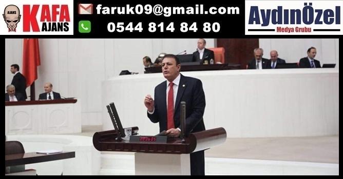 Hüseyin Yıldız TBMM'de AK Partiyi Uyardı