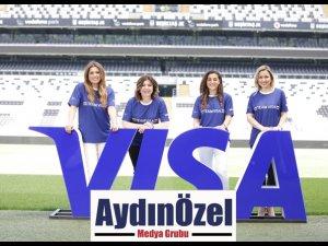 Team Visa'ya Katılan İlk Türk Kadın Futbolcu Didem Karagenç