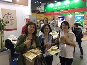 Duru Bulgur'a Güney Kore'den tam not