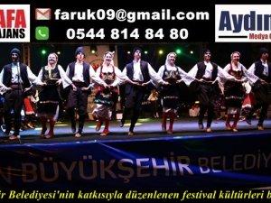 Festival Kültürleri Buluşturdu