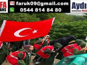 Genç Kızılay Aydın,  Bosna'da Katliamı Andı