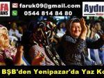 Aydın BŞB'den Yenipazar'da Yaz Konseri