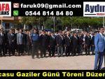 Karacasu Gaziler Günü Töreni Düzenlendi