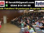 Hemşirelik Fakültesi Oryantasyon Programı Düzenledi
