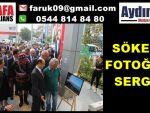SÖKE'DE FOTOĞRAF SERGİSİ