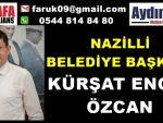 Nazilli Belediyesi 17 Taşınmazını Kiralayacak
