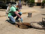 Efeler'de Larva İlaçlaması Tüm Hızıyla Sürüyor
