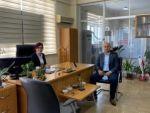 Didim Ticaret Odası Tapu Sicil Müdürünü Emlak Alım Satımında yetkilendirme Sözleşmesi gündemiyle Ziyaret Etti