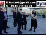 Rektör, Adnan Menderes Demokrasi Müzesi'ni Ziyaret Etti