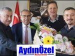 ATB ve AYSO AYDIN PAMUK TARİŞ'E ZİYARET GERÇEKLEŞTİRDİ