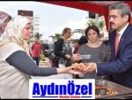 Regaip Kandilinde Nazilli'de Lokma Hayrı Yapıldı