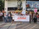 CHP Kuşadası'nda Adalet için durdu