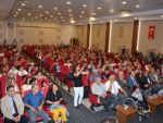 UMURLU MAHALLESİ'NDE RENKLİ GÖSTERİLER EŞLİĞİNDE AÇILIŞ YAPILDI