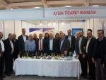 SAKARYA TİCARET BORSASI'NDAN AYDIN TİCARET BORSASI'NA ZİYARET
