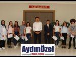 Köşk MYO Öğrencilerinden Kitap Kampanyası